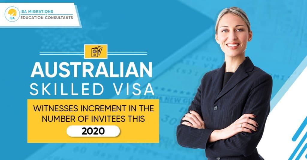 Australian Skilled Visa