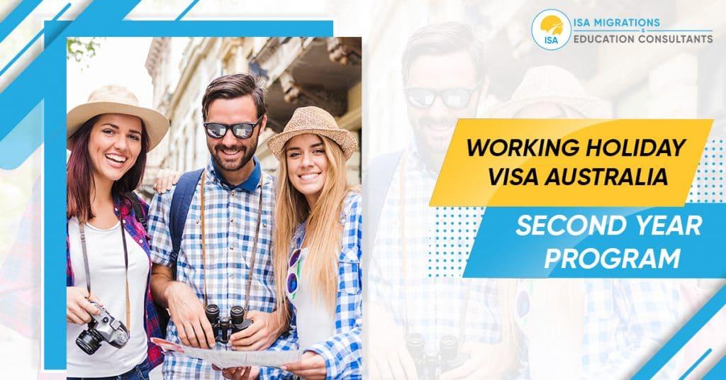 Working Holiday Visa Australia 417